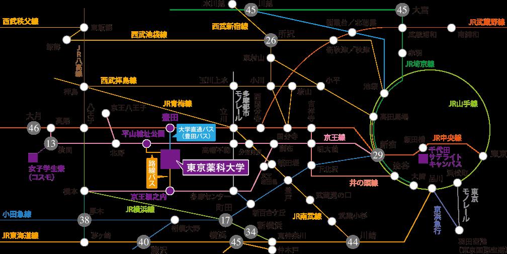 京王 バス 時刻 表