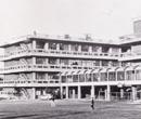昭和時代の校舎